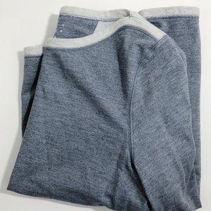 Champion Tops - Champion Long Sleeve Blue Lightweight Sweatshirt